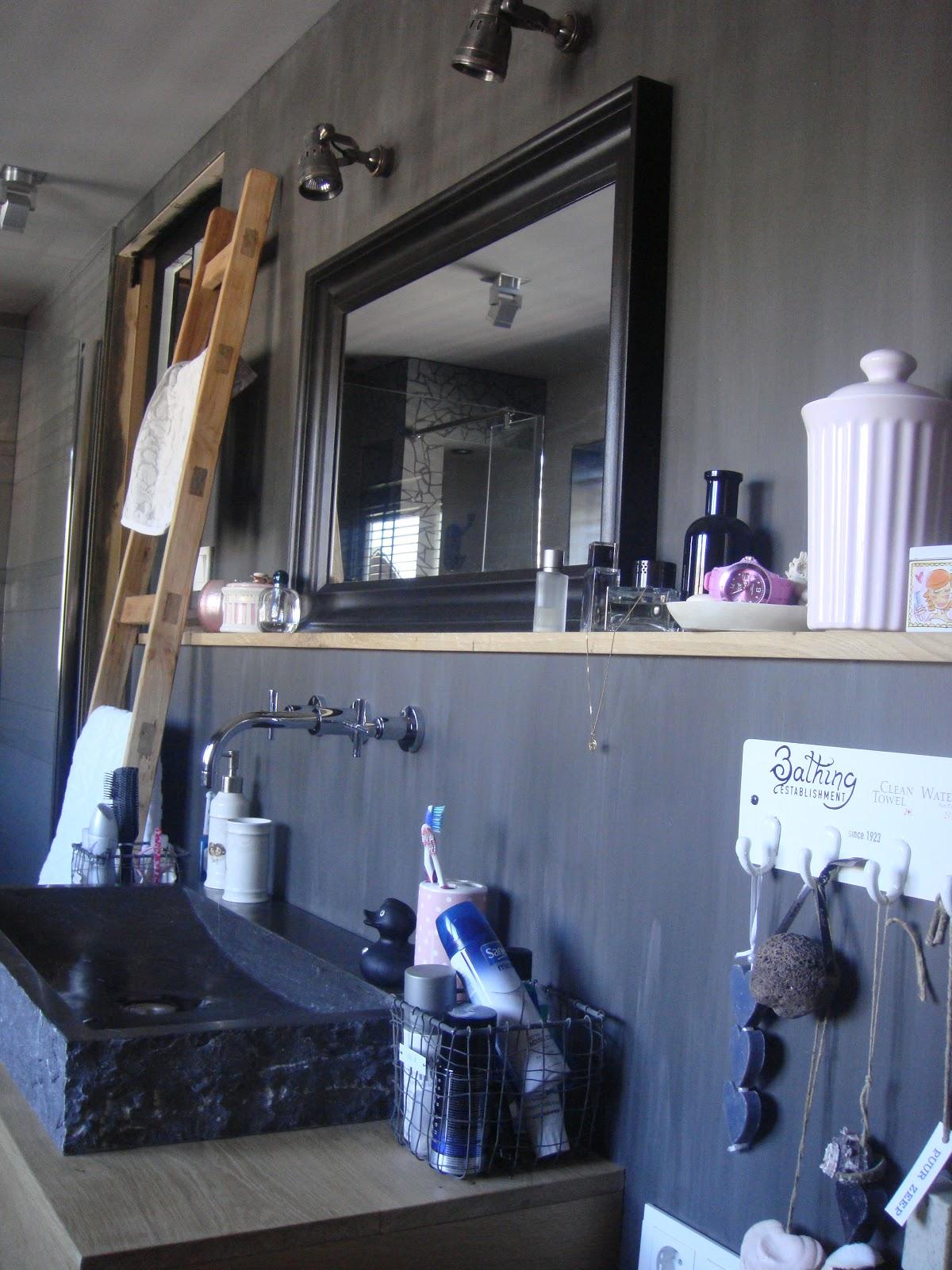 Mijn huis, mijn leven!: onze hamam relax badkamer!