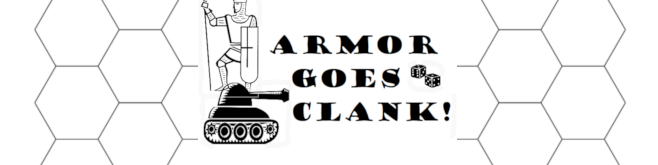 Armor Goes Clank!