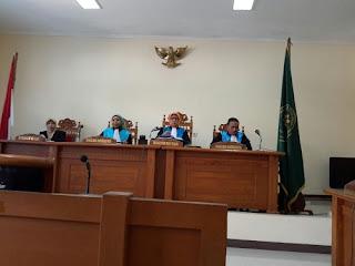 Wakil Walikota Tegal Jadi Saksi Pihak Penggugat