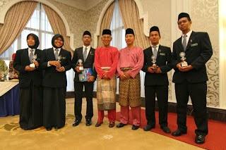 Naib Johan Bahas Kebangsaan 2012