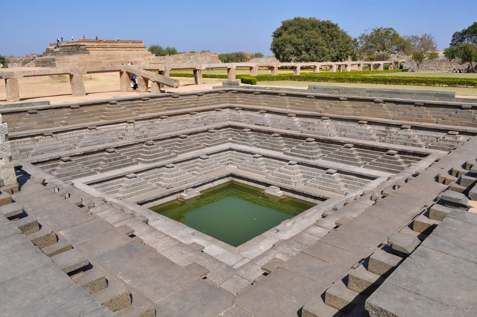 Queens Bath Hampi India