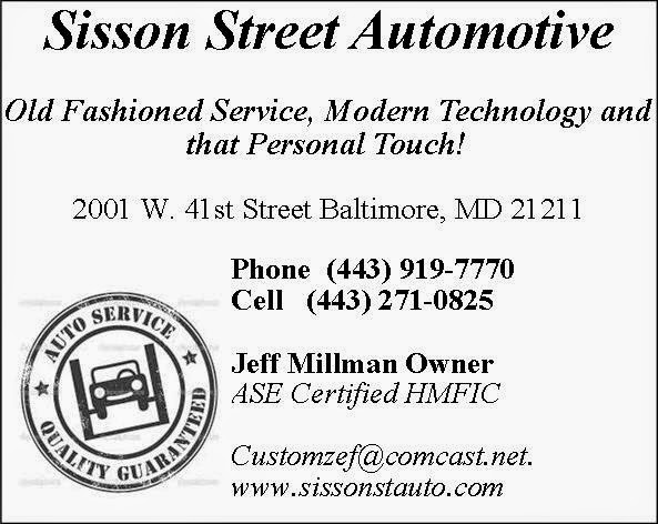 Sisson Street Automotive