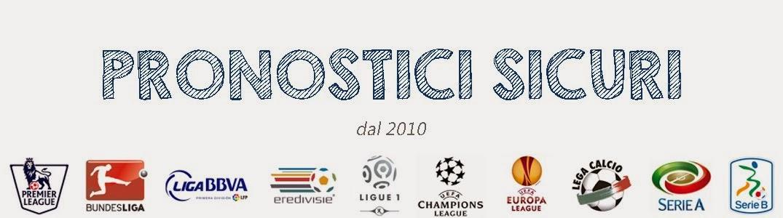 PRONOSTICI SICURI | Scommesse Calcio, Quote Serie A, Serie B