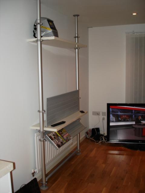 Stolmen Plasma Tv Amp Gadget Mount Ikea Hackers Ikea Hackers