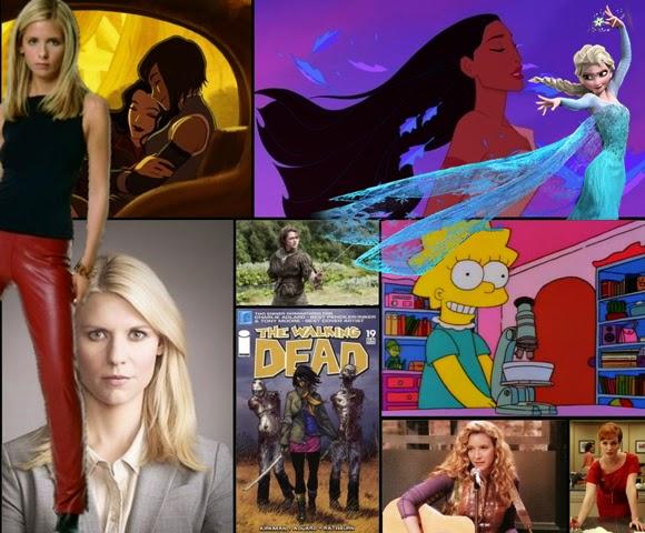 TOP 10 melhores heroínas da ficção (8 de Março: Dia das Mulheres)