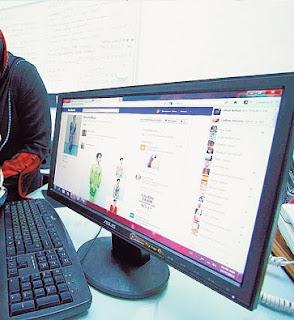 tipu, kes, beli, facebook, baju kurung online, hati, nama