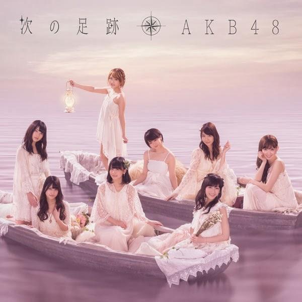 É lançado TSUGI NO ASHIATO, novo álbum de AKB48 AKB48_-_Tsugi_no_Ashiato_Type-A_Reg