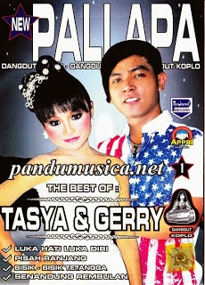 Album New Pallapa Best Of Tasya & Gerry 2014