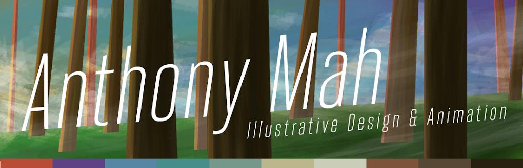 Anthony Mah - Illustrative Design and Animation