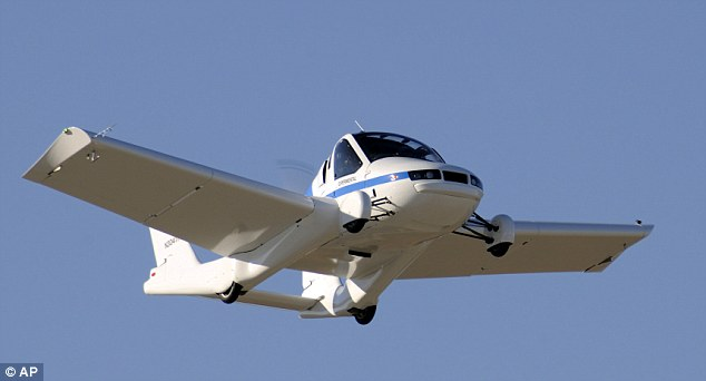 PHOTOS: First Flying Car To Begin Sale By 2015