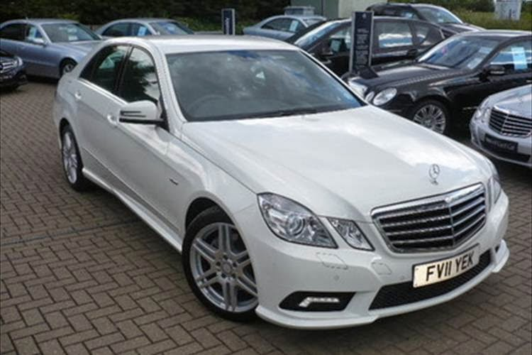 Cho thuê xe VIP Mercedes E250 1