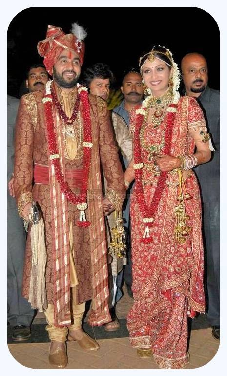 The Wedding Was A Traditional South Indian Esha Deol Also Seen Wearing Red Coloured Lehenga