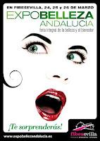 Del 24 al 26 de marzo de 2012 la 2ª Feria Integral de la Belleza y el Bienestar de Andalucía en Sevilla