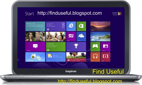 Dell Inspiron 15z Ultrabook with Windows 8