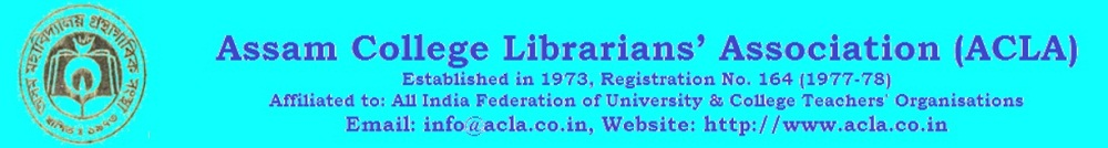 News from Assam College Librarians' Association (ACLA)