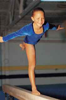 "San Jose, CA: ""Gymnastics City, USA"""