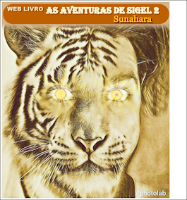 Web Livro As Aventuras de Sigel 2