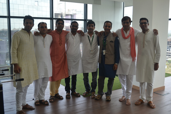 GotPrint's Staff in India