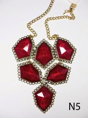 kalung aksesoris wanita n5