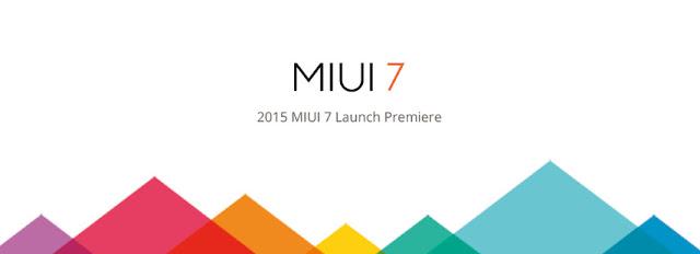MIUI 7 - O Evento, Novidades e data de lançamento