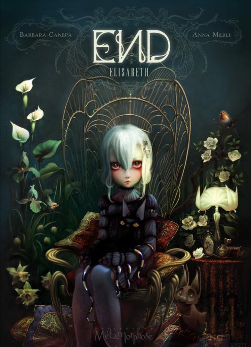 END, Tome 1: Elisabeth End