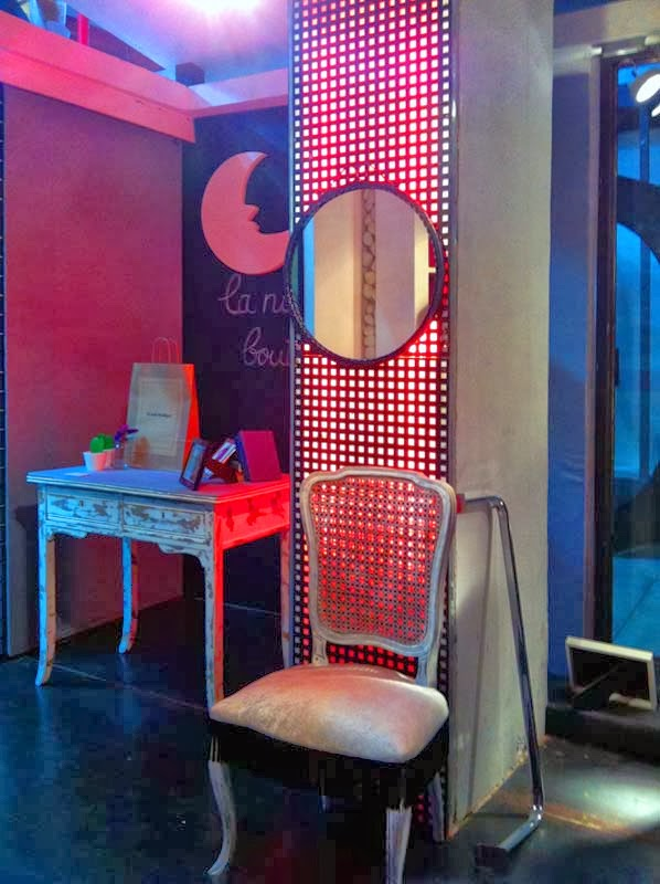Ártidi, Pop Up Store, La Nuit Boutique