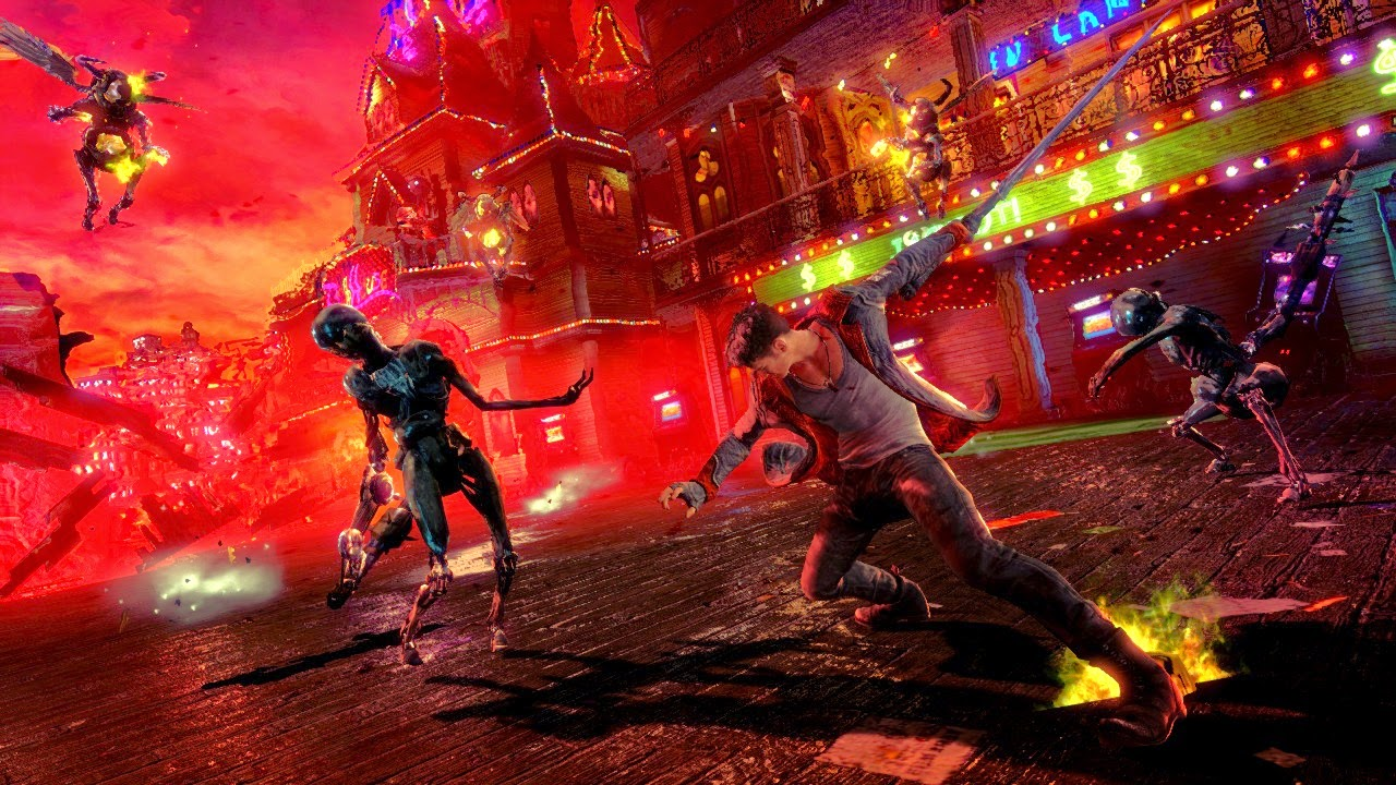 Devil May Cry : Complete Edition - PC [FREE DOWNLOAD]