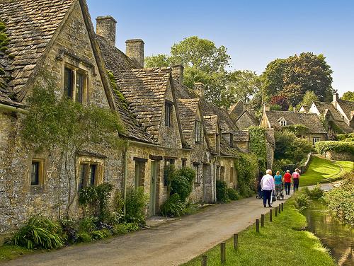 Bibury: Ένα Πανέμορφο Αγγλικό Χωριό.
