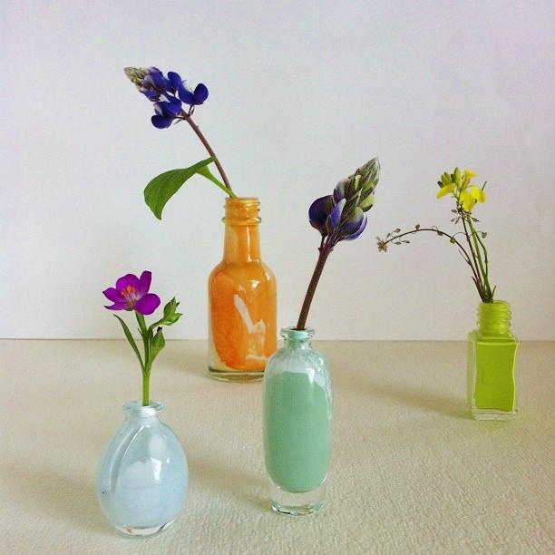Sketchy Notions Miniature Bud Vase Diy