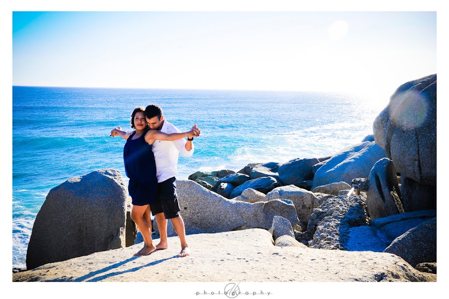 DK Photography Niq6 Niquita & Lance's Engagement Shoot on Llandudno Beach  Cape Town Wedding photographer