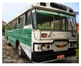 Bus Darussalam