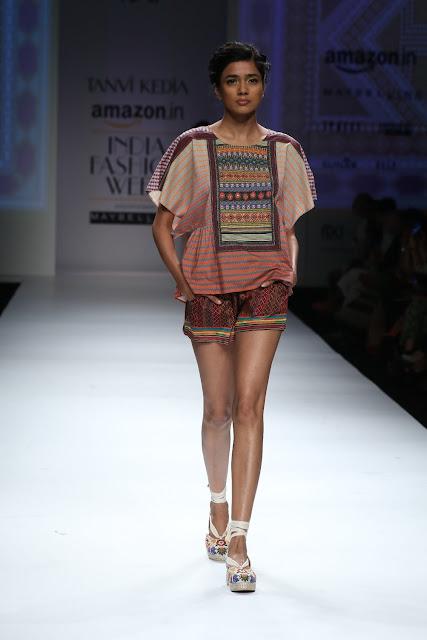 AIFW SS 2016: Tanvi Kedia Collection
