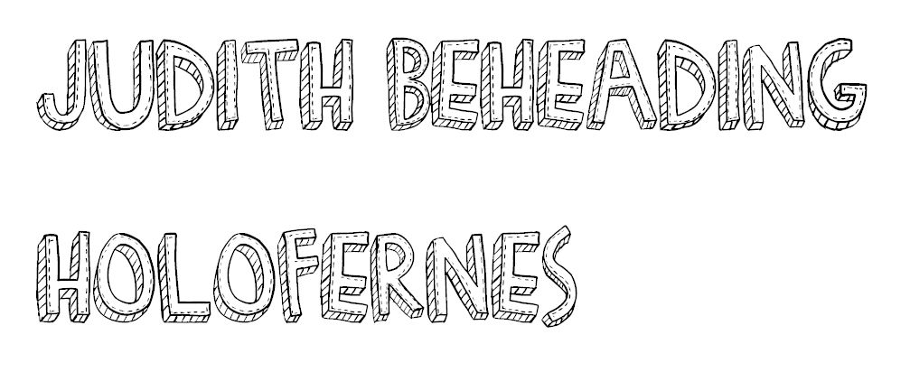 Judith+Holofernes