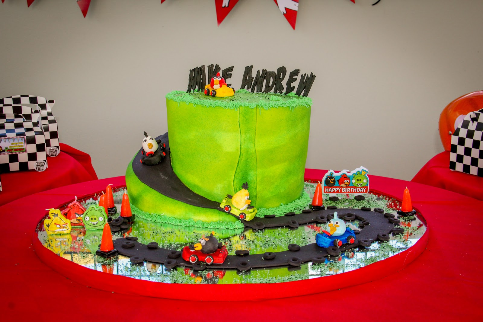 Angry Birds Go Karts