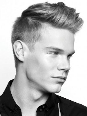 peinado moderno hombre