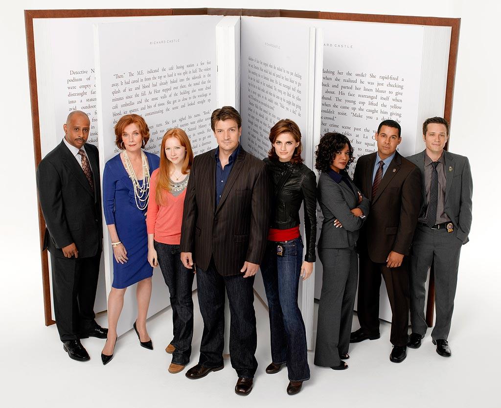 Castle TV Show Cast Members