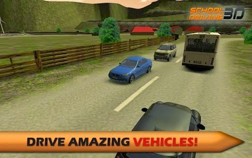 School Driving 3D APK Android Game