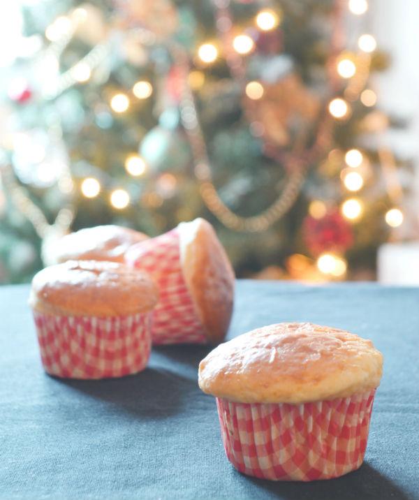 Muffins de Roscón de Reyes