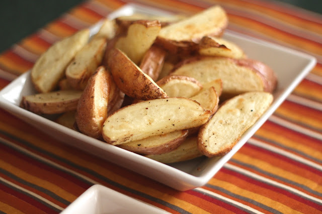 Roasted Red Potato Re-Do recipe by Barefeet In The Kitchen