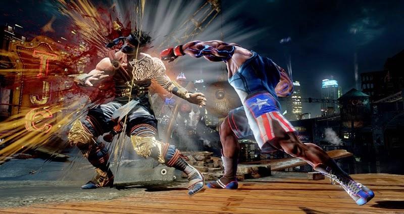 Lançamento da segunda temporada de Killer Instinct, jogo de luta exclusivo para Xbox One