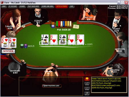 live casino or online