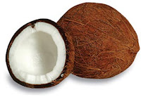The health benefits of coconut.