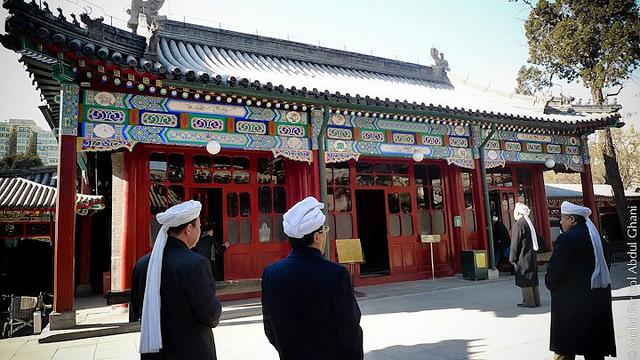 Masjid di China Diminta Kibarkan Bendera Nasional