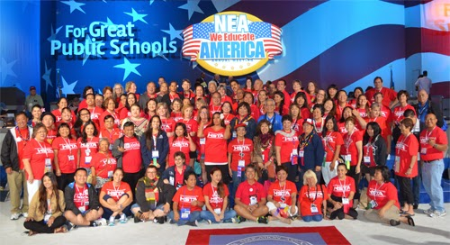 National Education Association convention 2014