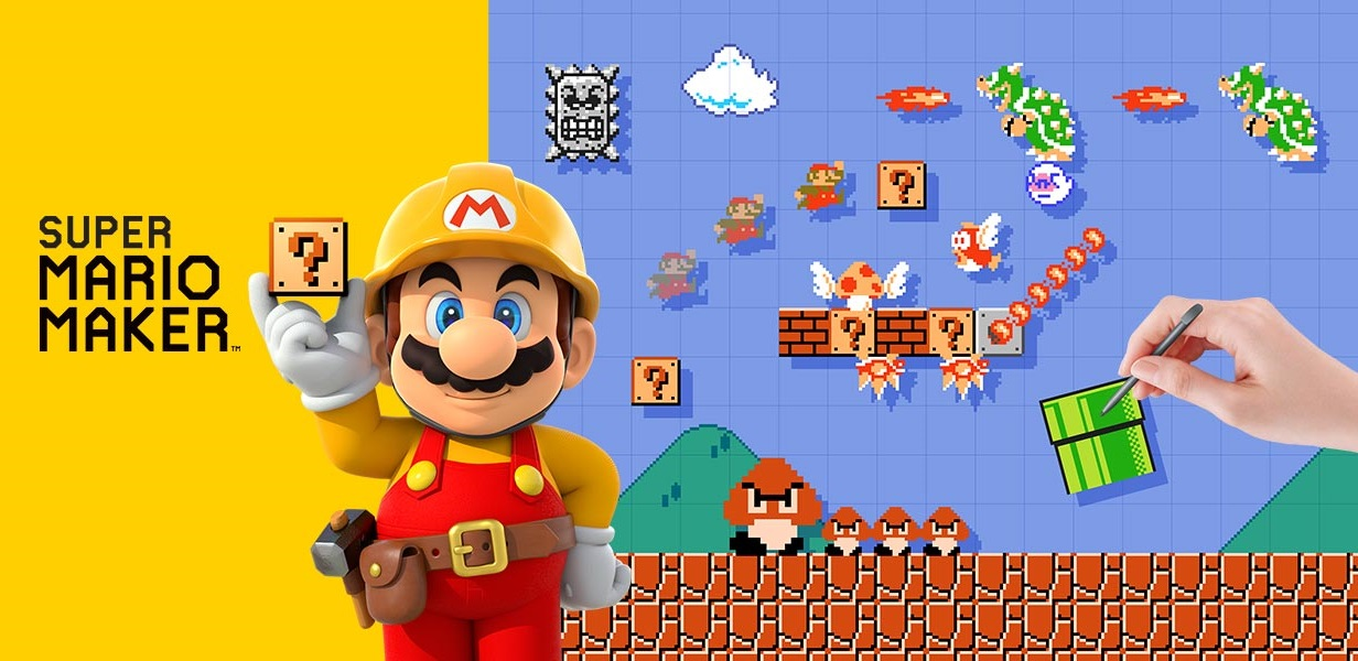 Squishy Super Mario Maker 1 : Now Make Your Own Game Level with Super Mario Maker: - The REM