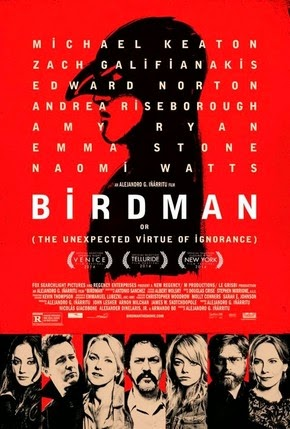 Birdman ou (A Inesperada Virtude da Ignorância) – Dublado (2014)