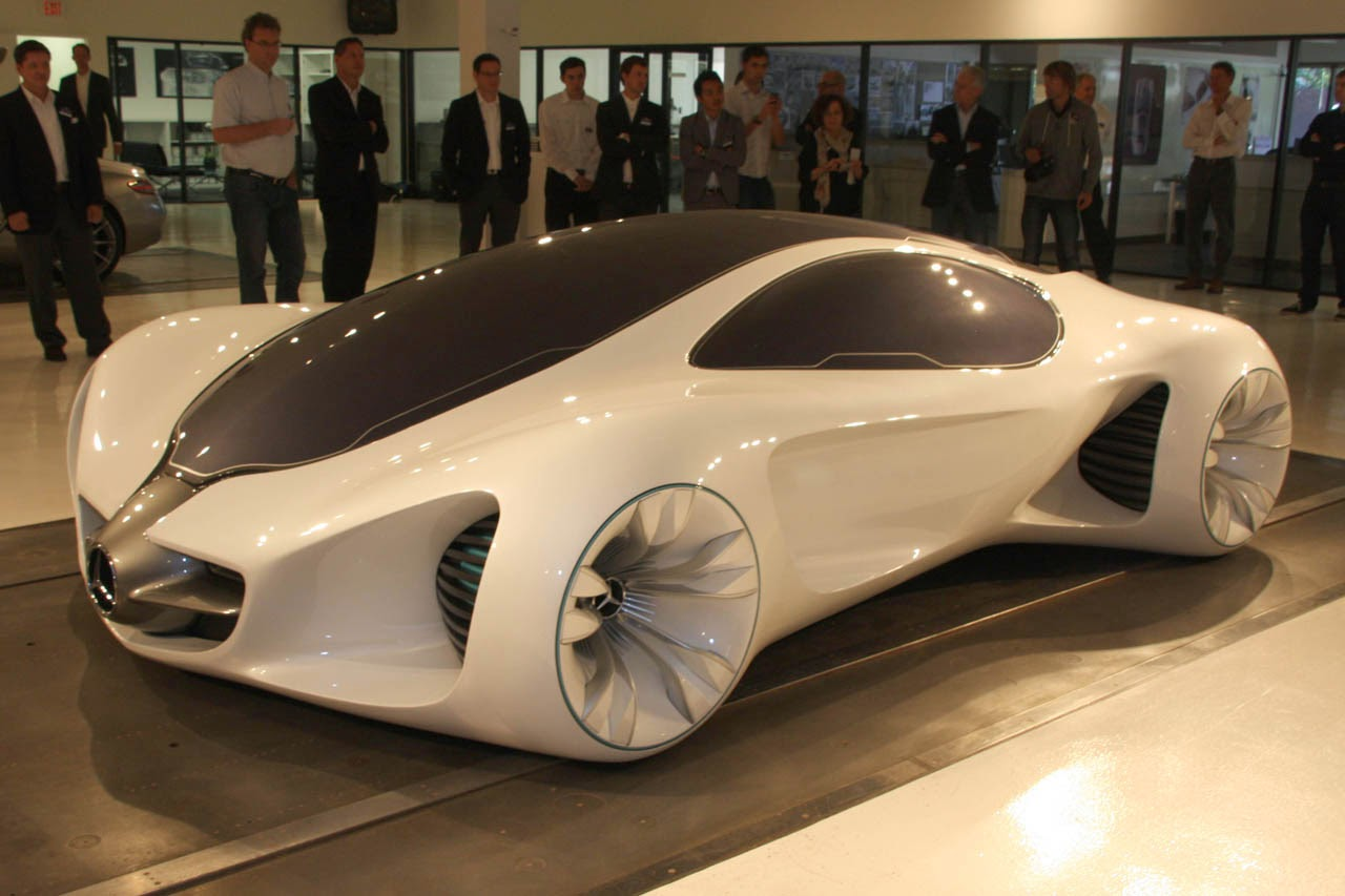 Automotiveblogz la 2010 mercedes benz biome concept for Mercedes benz biome