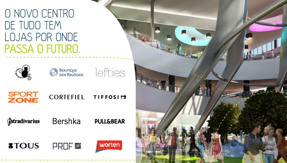 Abaixo Partilhamos Mais Alguns Nomes De Lojas Que Abrirão Espaços Neste  Novo Centro Comercial: