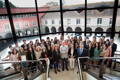 II Postgrado de protocolo, comunicación e imagen corporativa. Universidade da Coruña