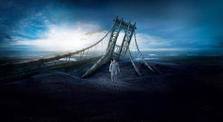 scary bridge Fantasy Wallpaper 2016